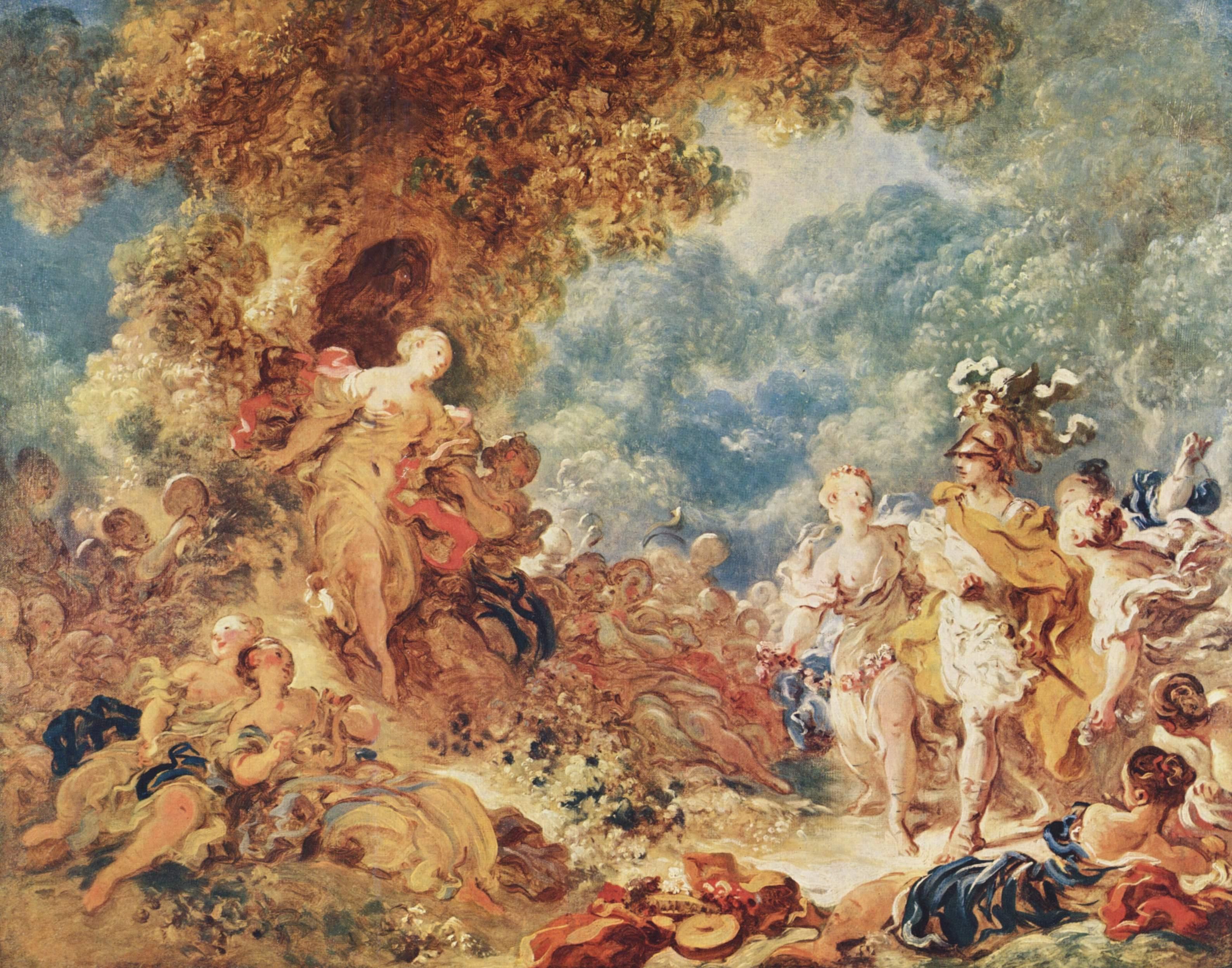 Fragonard: Renauld