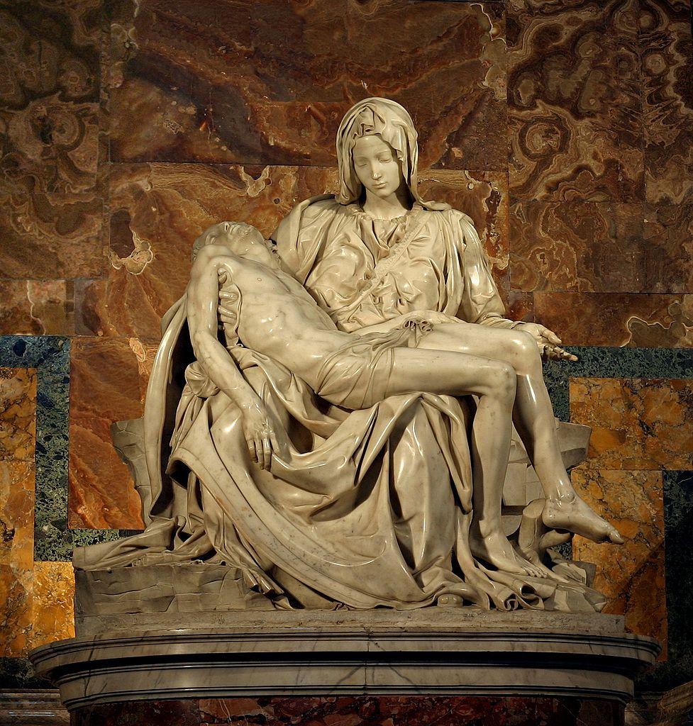 Michelangelo, Pietà
