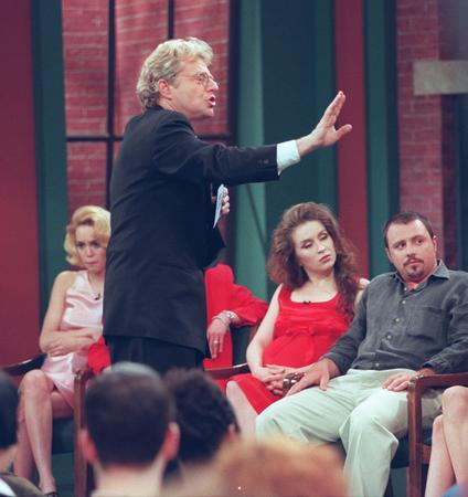 Talk show Jerry Springer